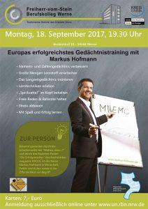 Flyer - Markus Hofmann