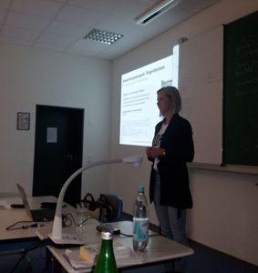 Umweltschutztechnik – Vorträge