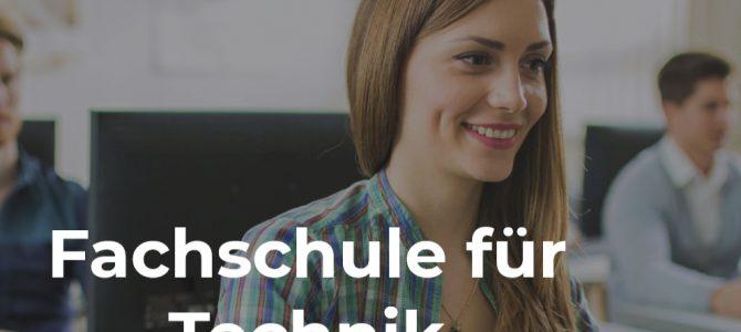 Homepage der Fachschule für Technik